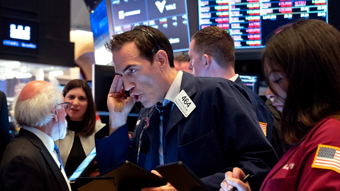 US stocks open 3% higher Tuesday on hopes virus peak could be closer