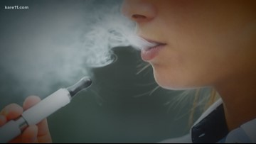 Minnesota hospital confirms 4 severe lung injury cases in teens linked to vaping