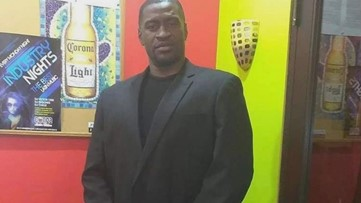 Minneapolis police officers fired after death of man recorded saying 'I can't breathe'