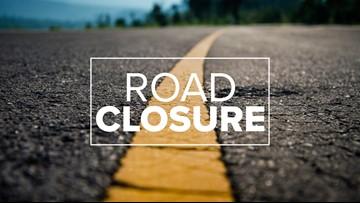 Road closures in northwest Ohio due to weather conditions