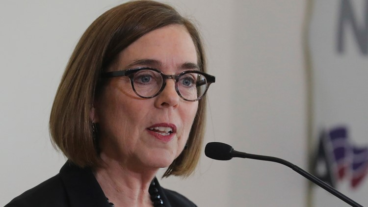 Oregon governor announces plan to bring violence to an end, protect free speech in Portland