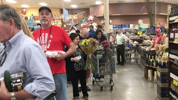 Nightmare before Christmas: Kroger credit card machines crash, leading to crazy long lines