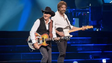 Brooks & Dunn announce reunion for 'Reboot 2020 Tour' - Ohio has 2 shows on the list