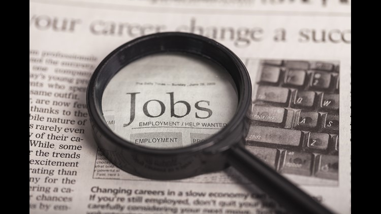 Ohio unemployment rate drops slightly for May, to 4.1%