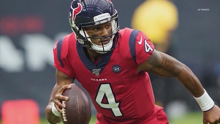 14th lawsuit against Deshaun Watson calls Texans player a 'serial predator'