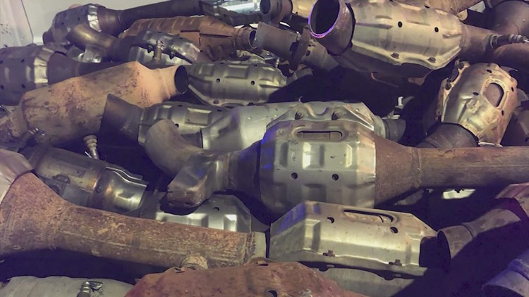 Monroe County Sheriff: Catalytic converter theft continues to be a problem in county