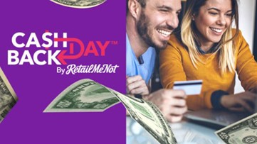 Move over Black Friday, there's a new shopping holiday: Cash Back Day