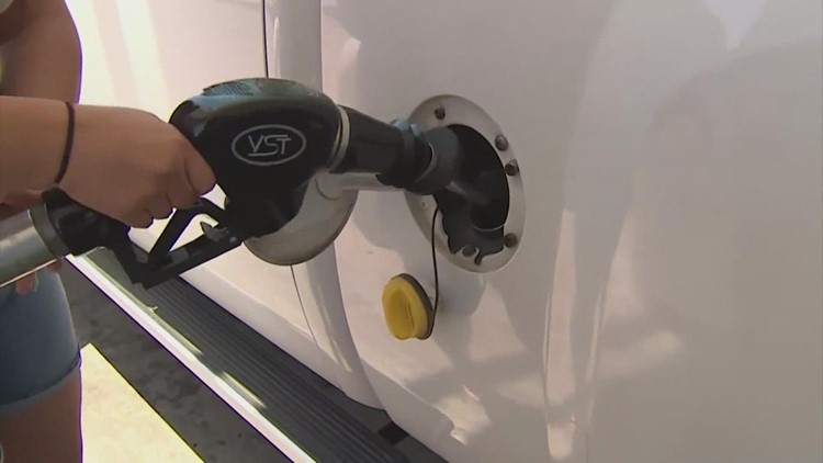 Average US price of gas spikes 13 cents per gallon to $3.44