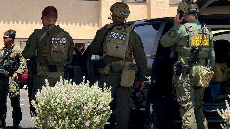 Multiple fatalities during a mass shooting in El Paso