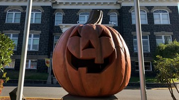 Halloweentown is real, and it's in the U.S.