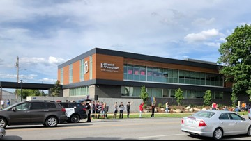 Anti-abortion group holds 'worship service' at Spokane Planned Parenthood