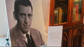 J.D. Salinger's books are finally going digital