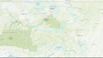 Magnitude 3.7 earthquake shakes northwest Arkansas Thursday morning