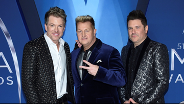 Rascal Flatts announce farewell tour with Blossom Music Center stop in September