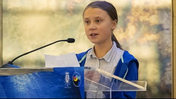 Climate activist Greta Thunberg leaving US, headed to Europe aboard sailboat