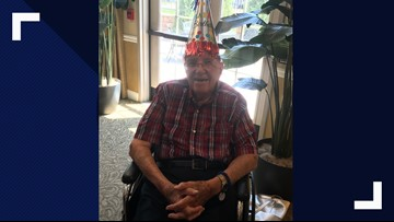 Help this Colorado veteran get 100 cards for his 100th birthday