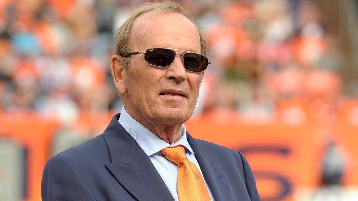 Legendary Denver Broncos owner Pat Bowlen dies at 75