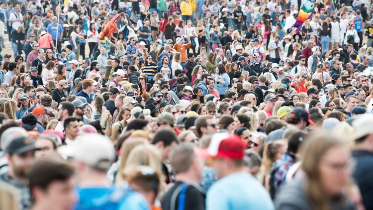 ACL Fest is already selling out; here's what organizers have said about COVID-19 protocols