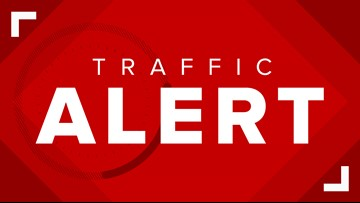 ODOT: SB I-75 reduced to one lane, AW Trail ramp closed for repairs