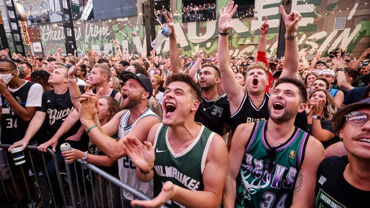 Bucks win first NBA title in 50 years after 105-98 win over Suns