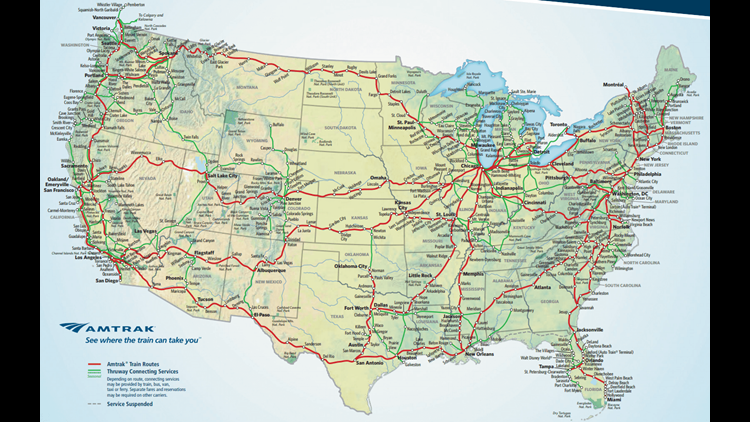 11 mistakes people make when taking a cross-country Amtrak ...