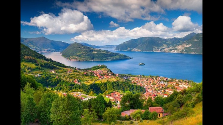 Lake Iseo (Photo by Andrew Mayovskyy / Getty Images)