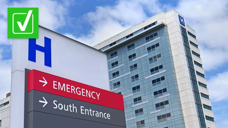 Yes, most hospitals are required to offer financial assistance