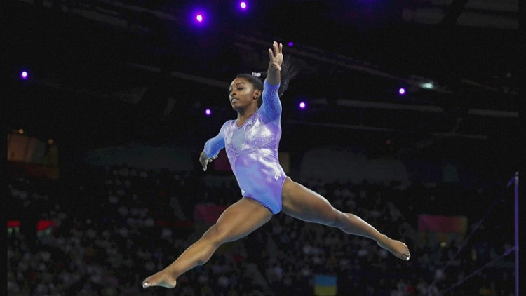 Michelle Obama to Simone Biles: 'We are Proud of You and We are Rooting For You'