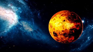 Was Venus Consumed by Lava, Not Water?