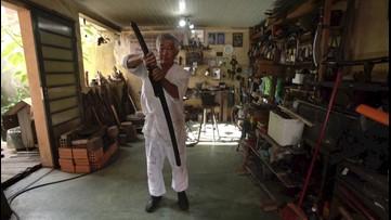 Brazil's 'Last Samurai' Seeks Successor to Keep Katana Forging Legacy Alive