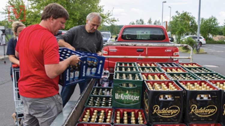Police & Residents of Small Town in Germany 'Dry Out' Neo-Nazis Attending Far-Right Festival By Emptying Beer Supply