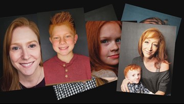 Redheads wanted for Tennessee photographer's project