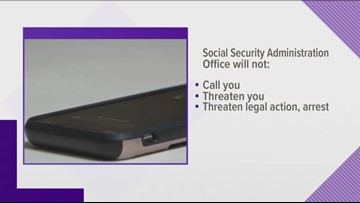 New scam reported by Toledo Social Security Administration branch