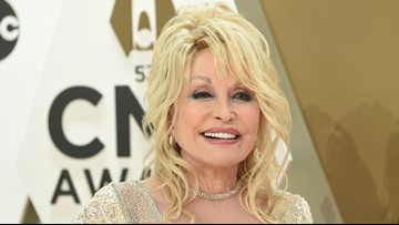 Dolly Parton takes home ninth Grammy award for 'God Only Knows'