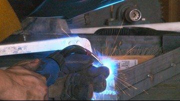 Piping Industry Day features live demos of welding, other aspects of piping work
