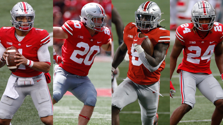 10 Ohio State Buckeyes selected in 2021 NFL Draft