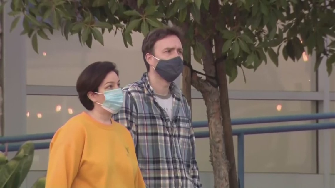 Feelings of mask anxiety are normal, doctors say
