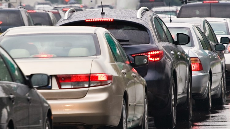 Study: Columbus drivers are among the worst in the U.S.