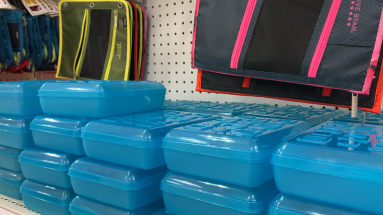 Back to Class: Parent tips for shopping for school supplies and tax-free weekend
