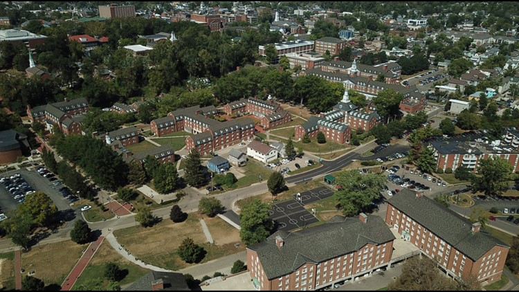 Ohio University fraternity suspended for hazing violations