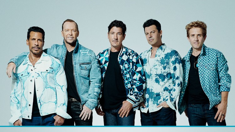 New Kids on the Block to make 3 Ohio stops for 2022 tour