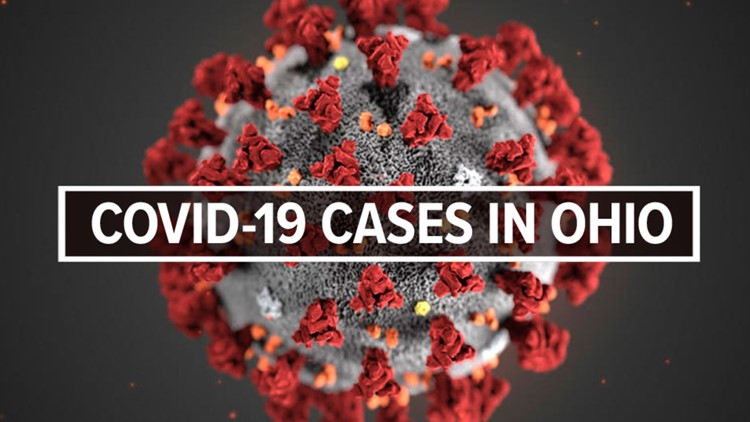 COVID-19 in Ohio: 3,617 new cases reported on Tuesday