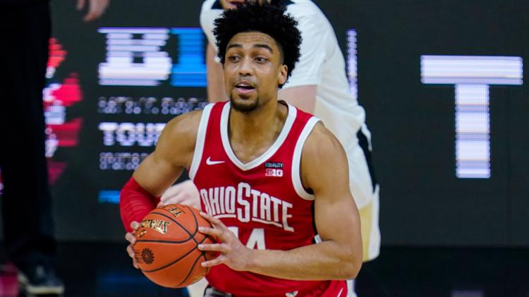 Ohio State, Oral Roberts meet in first round of NCAA tournament