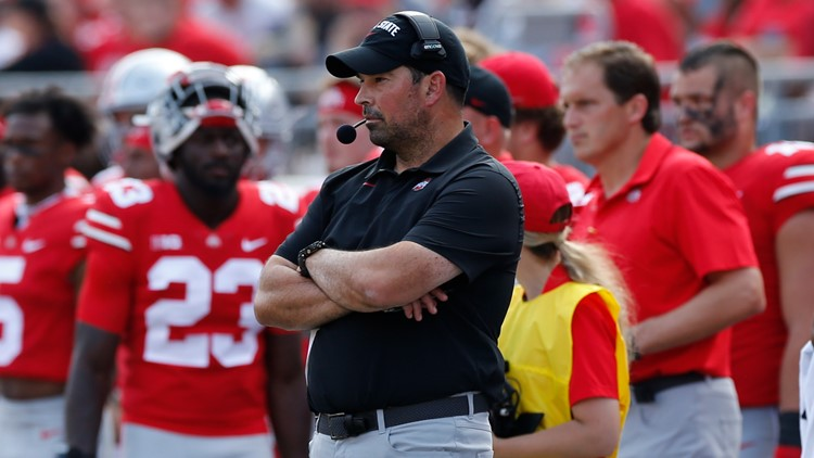 Ohio State drops to No. 10 in AP Poll after win over Tulsa