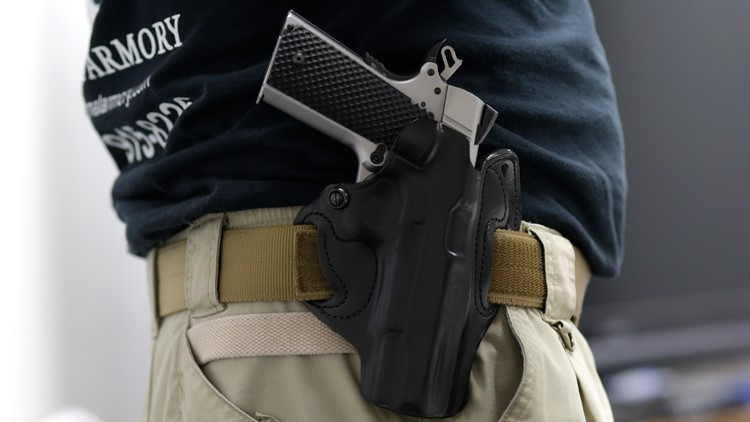 Ohio Republicans push to waive training, permit requirements to carry concealed guns