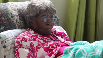 Charlotte woman celebrates her 115th birthday