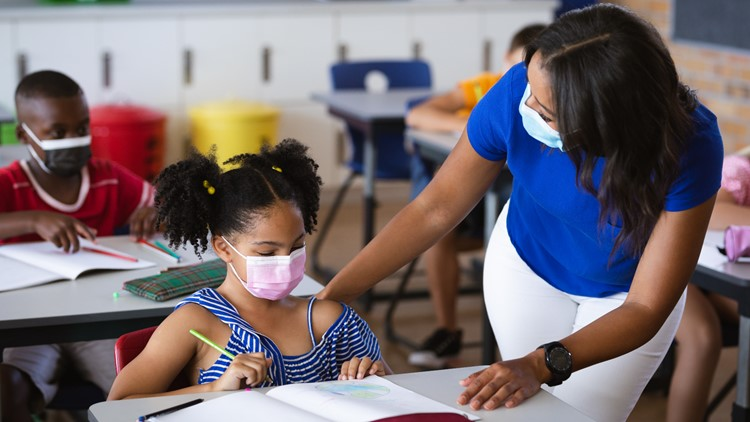 How to help ease your child's fears and anxiety about returning to class
