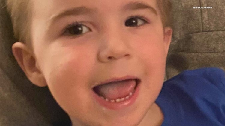 'The pain is unimaginable' | Gorham family reeling after accident that killed 3-year-old boy