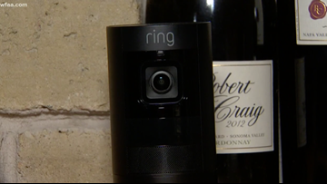 Hacker says, 'pay bitcoin ransom or get terminated,'  through couple's Ring security cameras