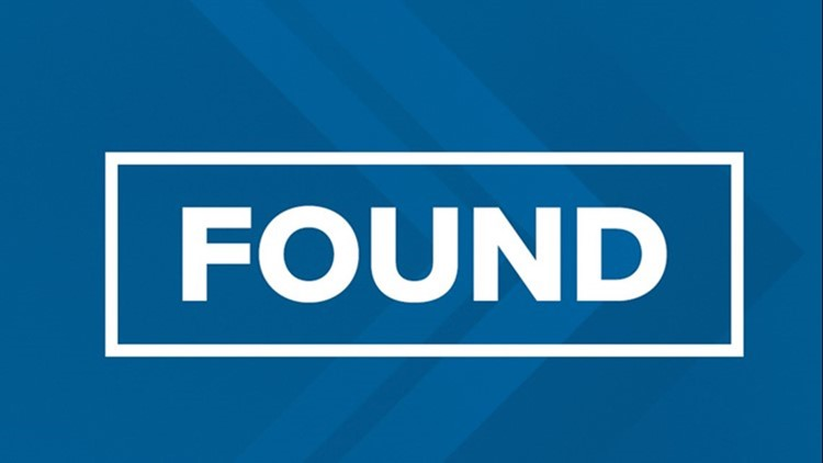 TPD: Found child identified and returned safely to his family